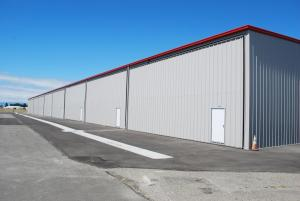 Hayward Hangar at Hayward Executive Airport